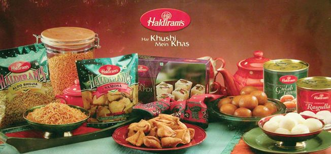 Inspectors of Food and Drug Administration,US have labeled Haldiram Food Products unfit for sale in US,and said Snacks containing high levels of pesticides.