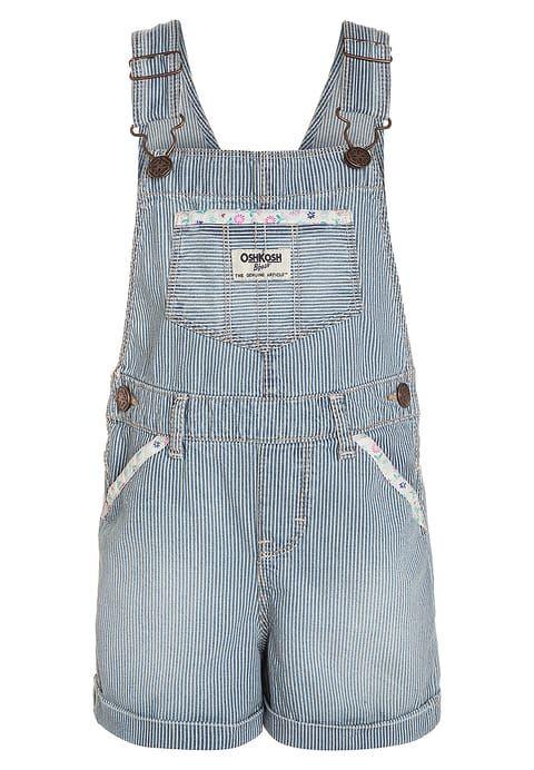 Vêtements OshKosh Salopette - ozark blue hickory denim bleu gris: 30,00 € chez Zalando (au 08/03/17). Livraison et retours gratuits et service client gratuit au 0800 915 207.