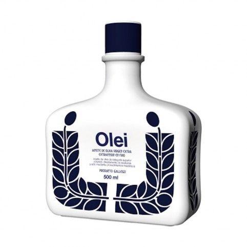 Aceite Olei edición Sargadelos.  #aceite #olei #sargadelos