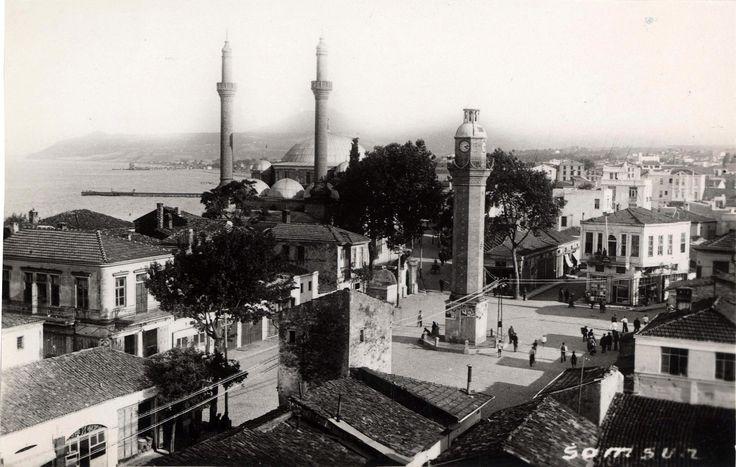 #samsun #saathane Meydanı...