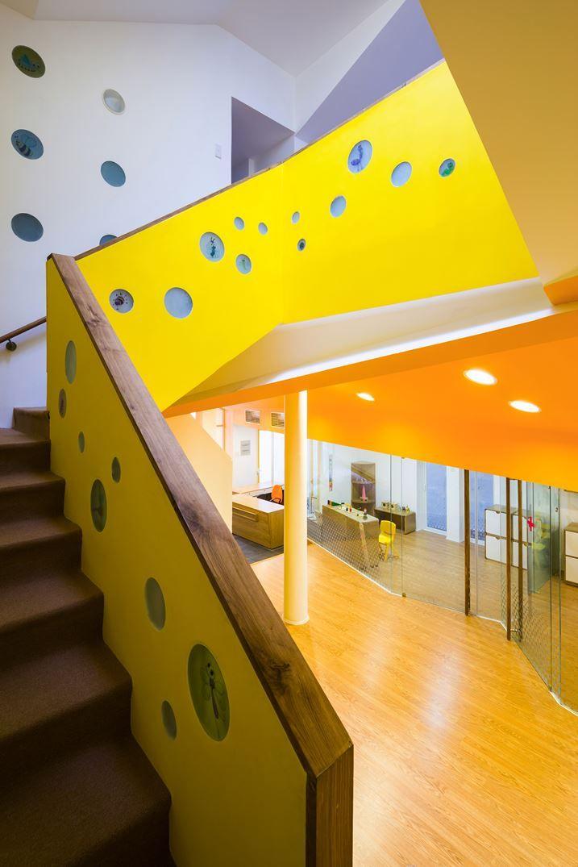 Chuon Chuon Kim #Kindergarten - Picture gallery #architecture #interiordesign