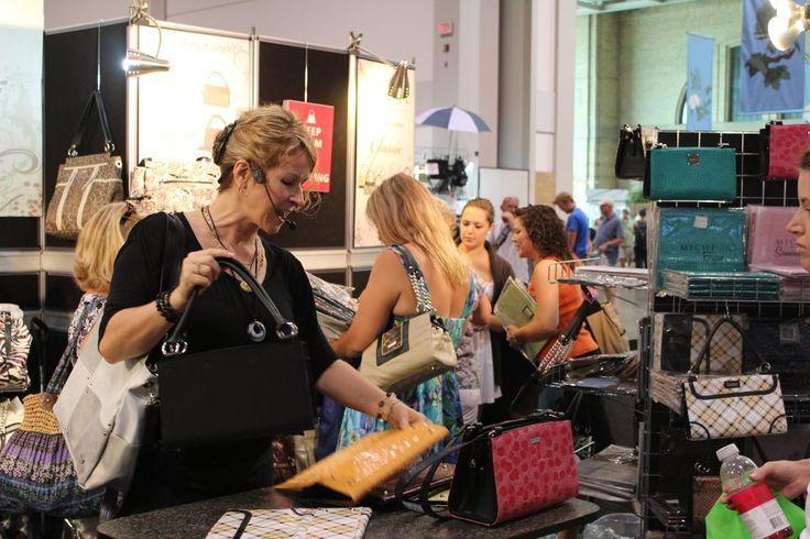 Fan Appreication Day 2011 at the CNE *Miche Canada* #michecanada #michefashion #fashion #style #purses #handbags #accessories