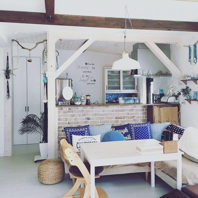 『西海岸インテリアの部屋』 Photo:ivu(RoomNo.280555) #RoomClip#interior#インテリア ▶︎「冬でも西海岸インテリア」イベント開催中!西海岸インテリアの部屋の写真を募集しています。イベントはRoomClipのアプリからご参加ください。アプリはプロフィール欄から #interiordesign#decoration#homedecor#interiors#myhome#decorations#livingroom#instahome#homedesign#homestyle#interiordecor#日常#日々#homedecoration#タペストリー#homestyling#homeinterior#模様替え#マイホーム#クッション#家#ロンハーマン#ダイニング#くらし#カリフォルニアスタイル#西海岸インテリア