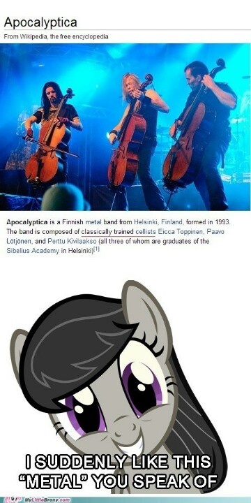 162 Best Images About Octavia And Vinyl Scratch On