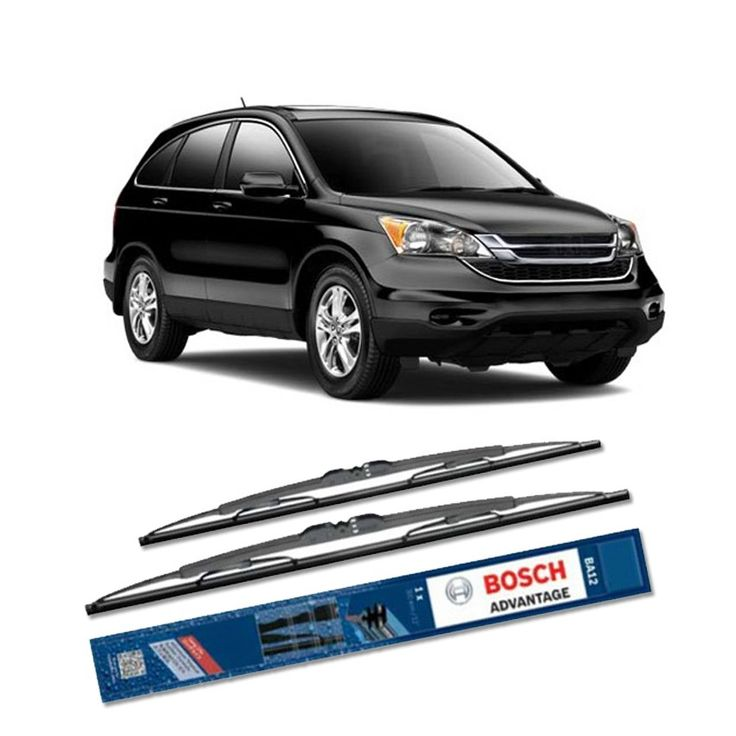 "Bosch Wiper Depan Mobil Honda CRV 3rd Gen (Advantage 26"" & 17"") - Tahan Lama dg Harga Murah  Umur Pakai & Daya Tahan Lebih Lama Penyapuan kaca yang senyap Performa Sapuan Optimal Instalasi Mudah & Cepat Original Produk Bosch Ukuran 26"" & 17""  http://klikonderdil.com/paket-deals/1237-bosch-wiper-depan-mobil-honda-crv-3rd-gen-advantage-26-17-tahan-lama-dg-harga-murah.html  #bosch #wiper #jualwiper #hondacrv"