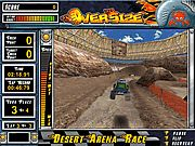 Oversize Flash Game. Great 3D game where you pilot a truk of giant wheels throughout several different circuits. Play Fun Car Monster Trucks Games Online.