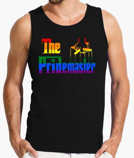T-shirt The Pridemaster