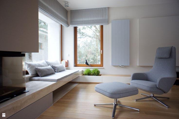 Salon - zdjęcie od Sasiak-Sobusiak Pracownia Projektowa - Salon - Sasiak-Sobusiak Pracownia Projektowa
