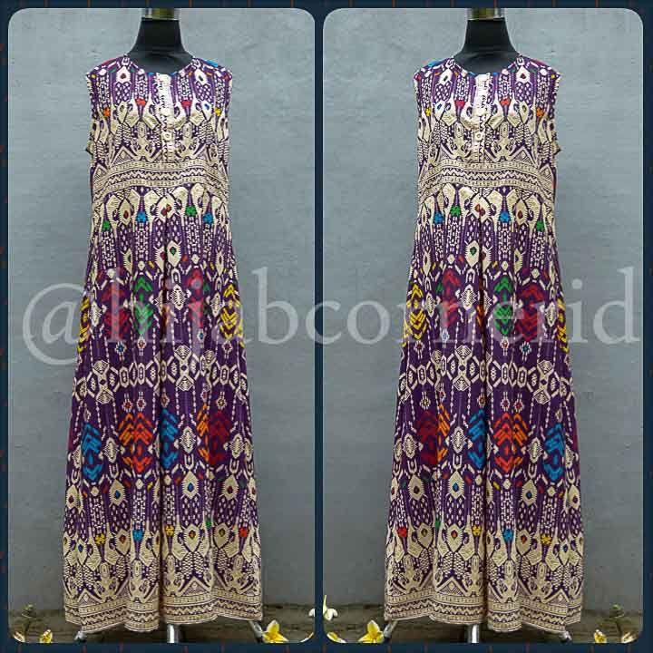 Dress Etnik Tradisional Bali Hijabcornerid Collection