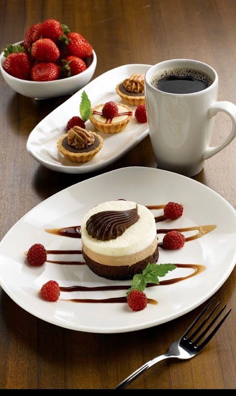 Олеси днем, картинки кружка кофе и десерт
