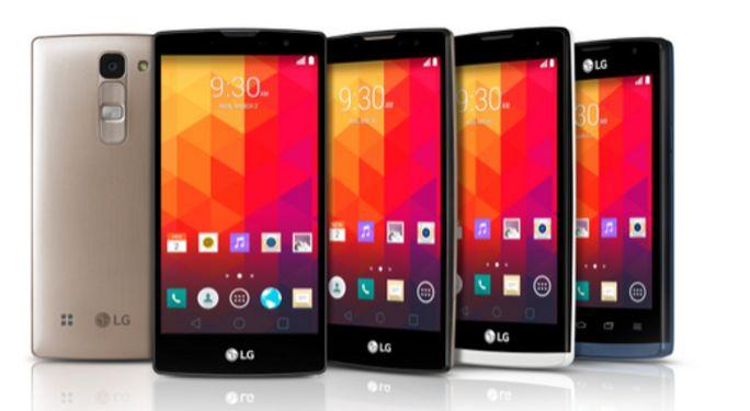 LG rilis 4 smartphone Android murah, LG Magna, Spirit, Leon dan Joy