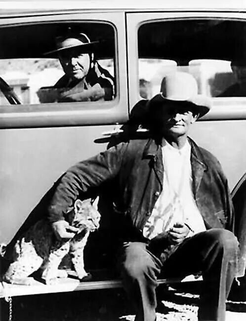 Jim White discovered Carlsbad Caverns, NM