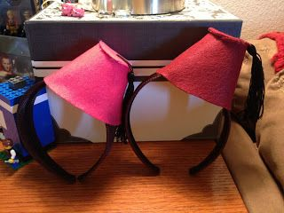 The Nerdy Girlie: Nerd Crafts: Fez Fascinator