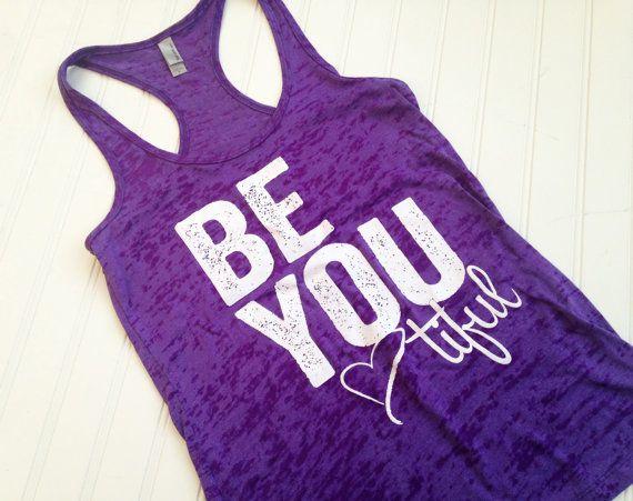Women's Fitness Tank Top. Workout Tank. Fun by FierceFabFitness
