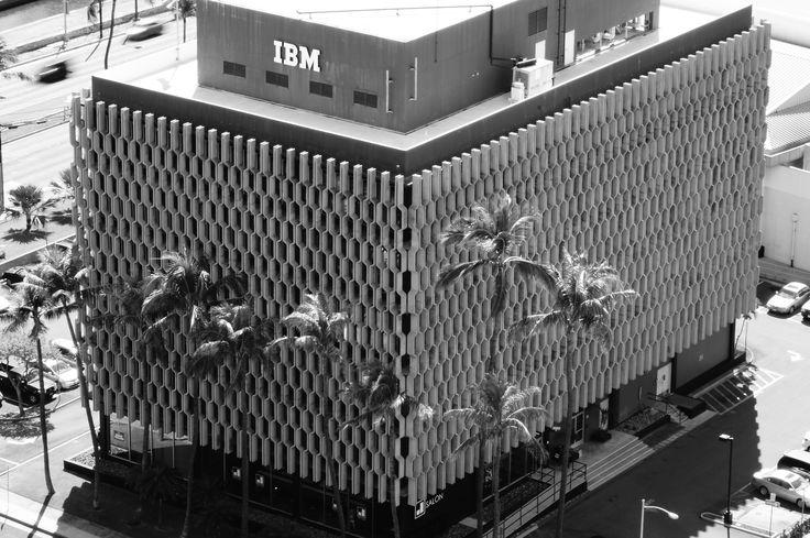 IBM BUILDING HAWAII | IBM Building, Honolulu - 1240 Ala Moana Blvd., HI, United States ...