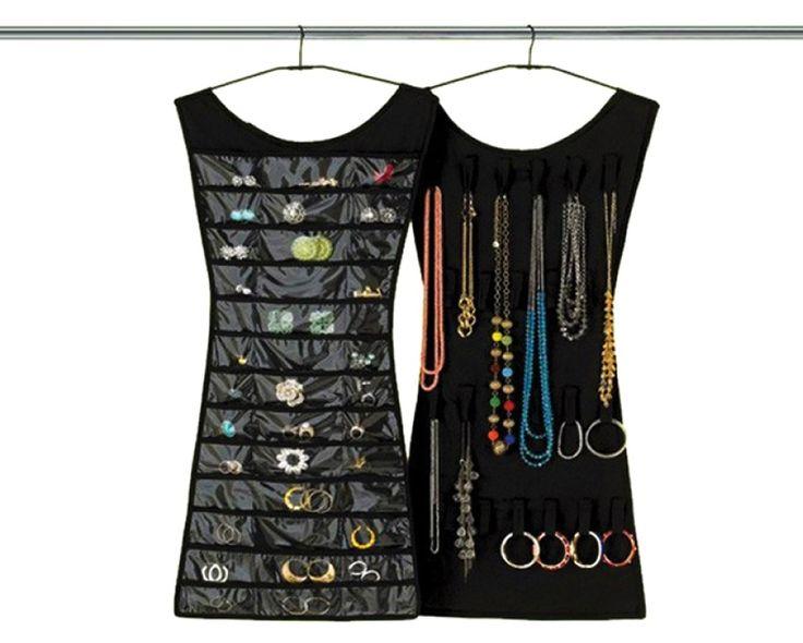 $10 for a Little Black Dress Jewelry Organizer
