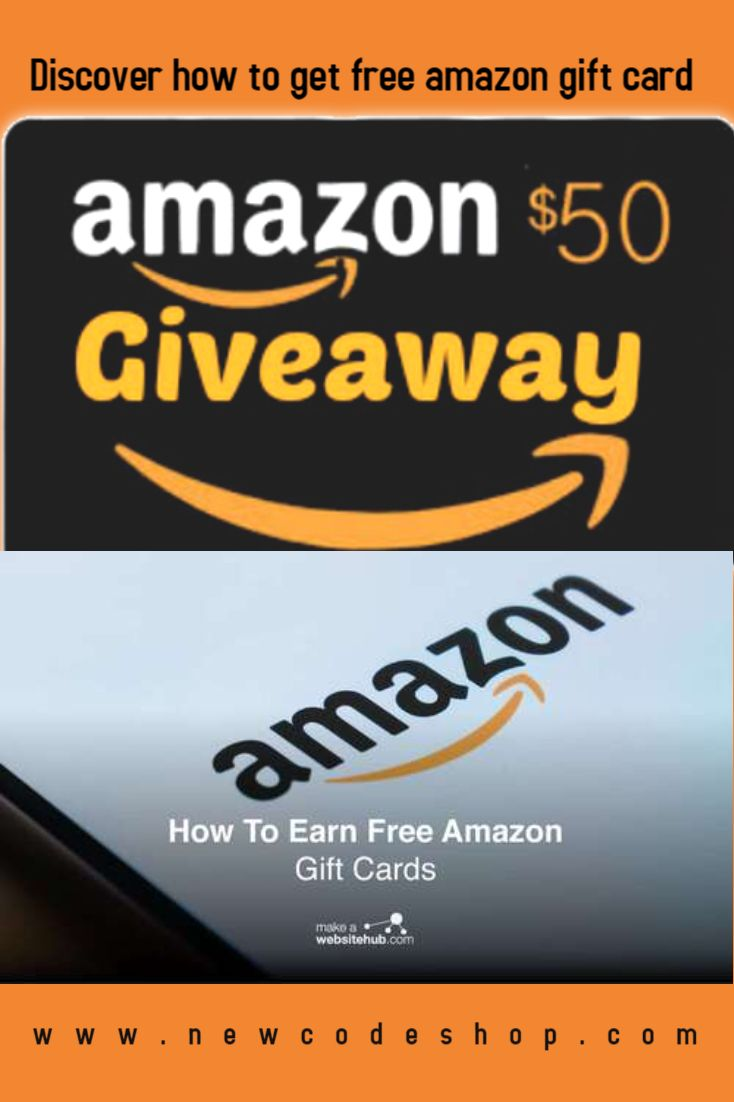 Discover How To Get Free Amazon Gift Card Amazon Gift Card Free Free Amazon Products Free Gift Cards