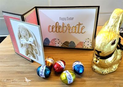 Rhapsody in Craft: Stampin' Up - Easter - Art With Heart March 2018 Blog Hop