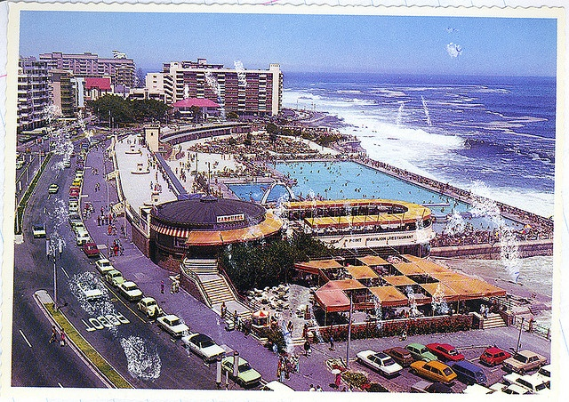 Sea Point Pavilion circa 1977 - I remember the days!!!!!!!
