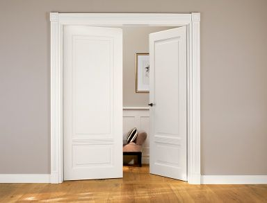 Türen matt oder glänzend lackieren?