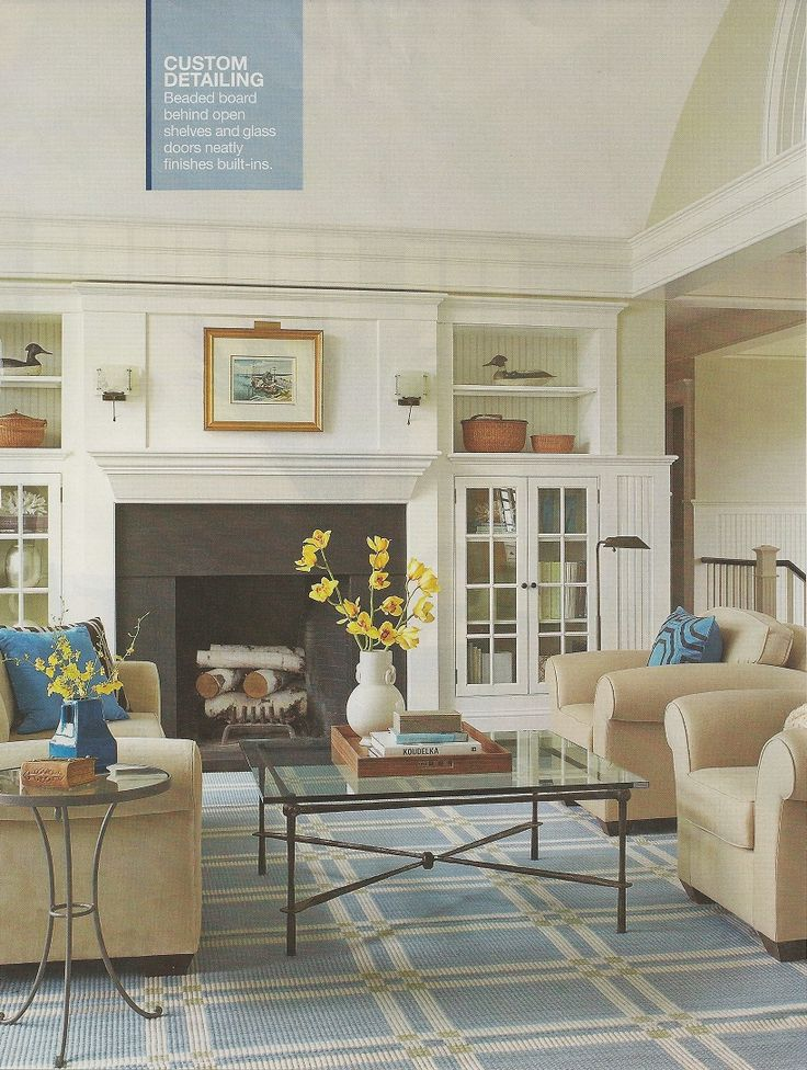 17 Best Images About Family Room Built Ins On Pinterest