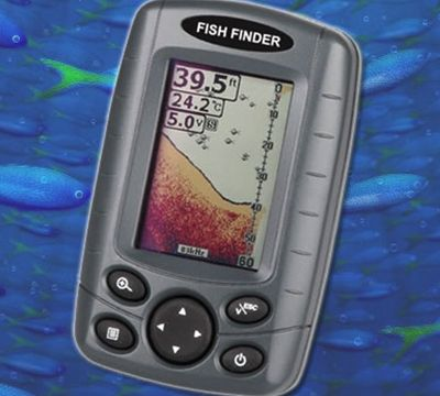 Win a Portable Fish Finder!