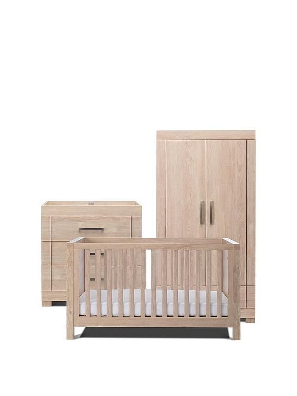 Silver Cross Camberwell Cot Bed Dresser