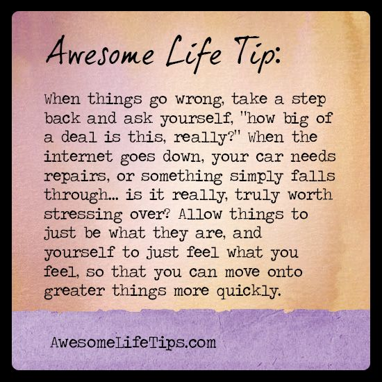 Images Of I Love My Stress Free Life | Awesome Life Tip: Is It Worth