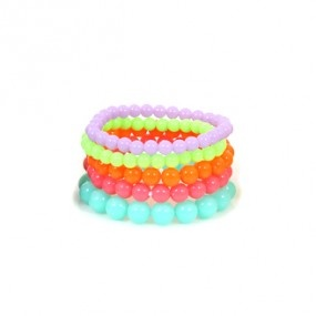 [pin outboard] #bracelet #color #beads