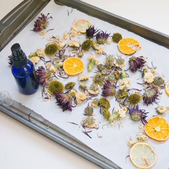 Turn fading flowers into potpourri. How to Make Homemade Potpourri | POPSUGAR Smart Living