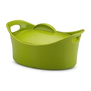 my fav: Casseroles Dishes, Casserov Covers, Covers Dishes, Ray Stoneware, Oval Casseroles, Mac Chee, Green 425Qt, Rachael Ray, 4 25 Qt