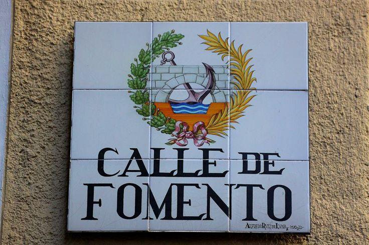 Calle de Fomento ( Madrid )