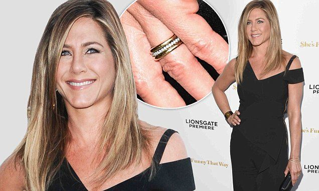 It was business as usual for Jennifer Aniston on Wednesday when she made an appearance at the premiere of her latest movie She's Funny That Way in Los Angeles