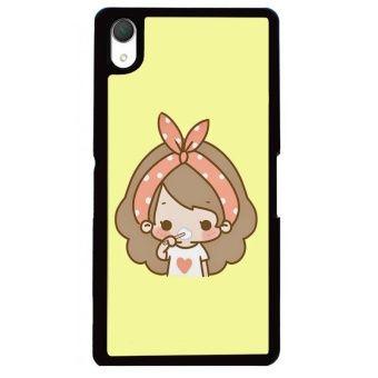 รีวิว สินค้า YM Cell Phone Case For SONY Xperia Z2 Kawaii Cartoon Girl Pattern Cover (Multicolor) ⚾ ขายด่วน YM Cell Phone Case For SONY Xperia Z2 Kawaii Cartoon Girl Pattern Cover (Multicolor) ก่อนของจะหมด | special promotionYM Cell Phone Case For SONY Xperia Z2 Kawaii Cartoon Girl Pattern Cover (Multicolor)  ข้อมูลเพิ่มเติม : http://product.animechat.us/LHFJi    คุณกำลังต้องการ YM Cell Phone Case For SONY Xperia Z2 Kawaii Cartoon Girl Pattern Cover (Multicolor) เพื่อช่วยแก้ไขปัญหา…