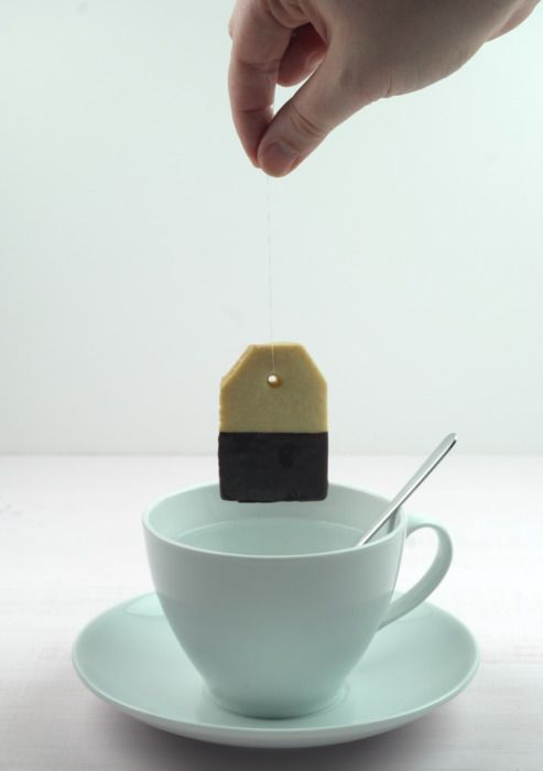 onthisnote: Tea bag cookies. Adorable… and amazing!