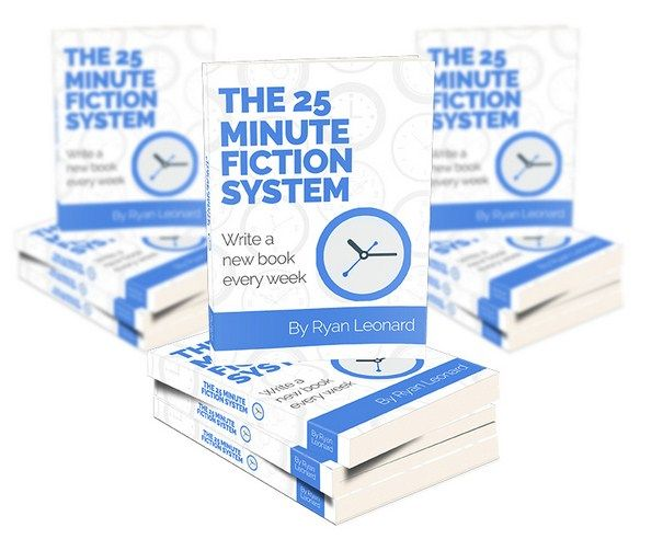 The 25 Minute Fiction System – FRESH, AWESOME, and POWERFUL Novellas Weekly with Best Secret System Fledgling Writers Are Using to Go From Empty Word Documents to Hot 20,000 Over Word Novellas At Ligthning Speed...  Check Detail: http://www.releasedl.com/the-25-minute-fiction-system-fresh-awesome-and-powerful-novellas-weekly-with-best-secret-system-fledgling-writers-are-using-to-go-from-empty-word-documents-to-hot-20000-over-word-novellas-at/
