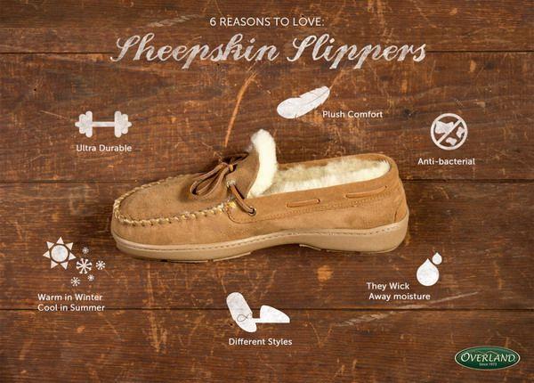 6 Reasons To Love Sheepskin Slippers