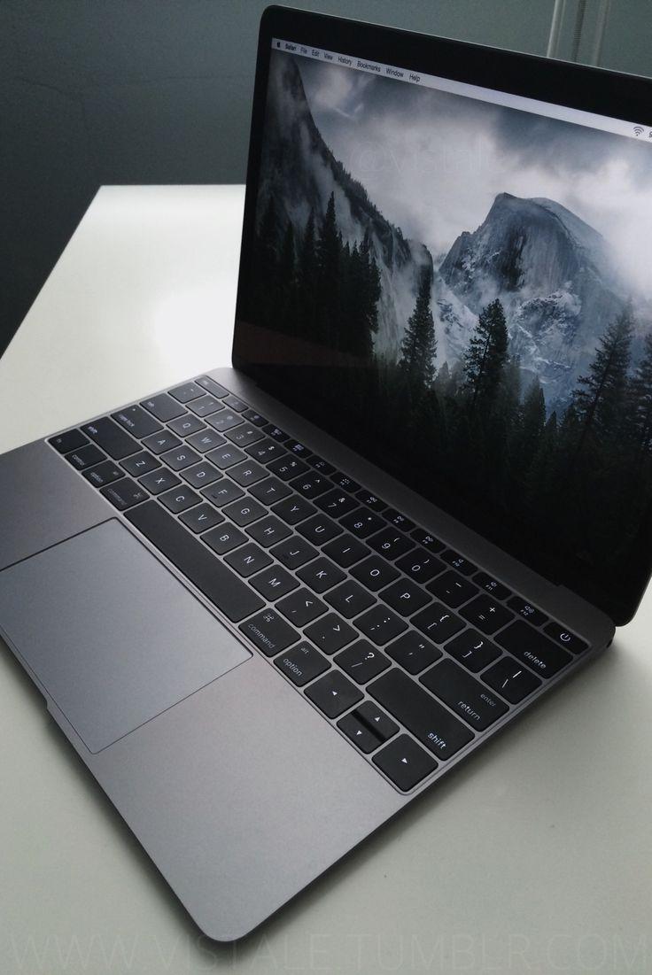 "milliondollardream: ""12″ MacBook Retina 2015 | MDDCheck Out!: @apple-i-phoneFollow Us For More ♕ MillionDollarDream™ Est. 2015 Copenhagen ♕"""