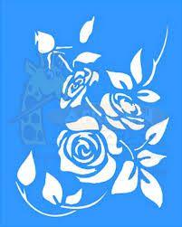 Resultado de imagen para stencil flores del campo opa