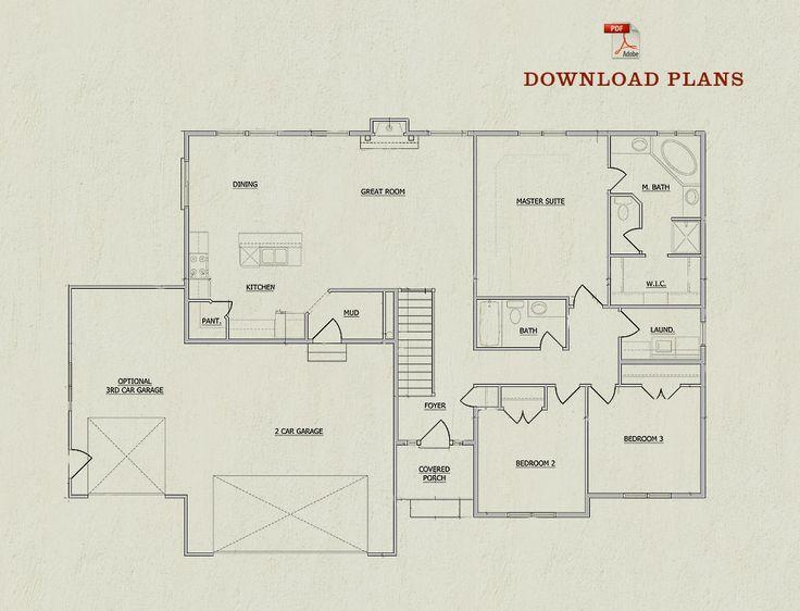 Floor Plan | The Sophie
