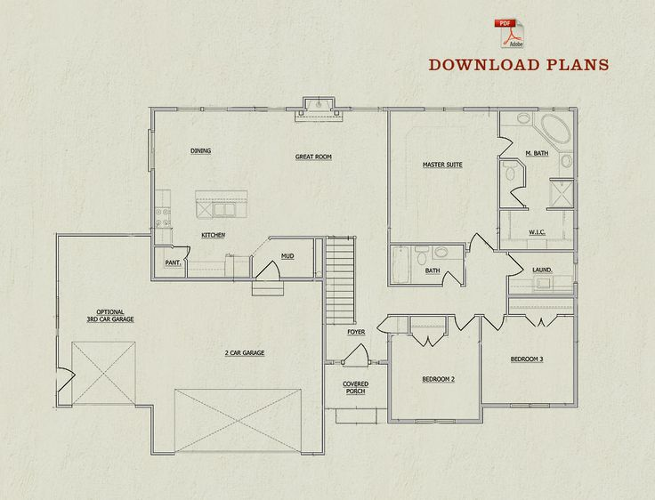 Floor Plan | The Sophie