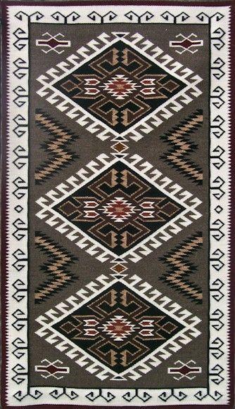 Navajo Weaving - Teec Nos Pos 05