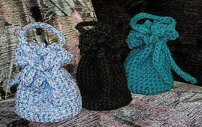 Tapestry Crochet Drawstring Bag Pattern : 1000+ ideas about Crochet Drawstring Bag on Pinterest ...