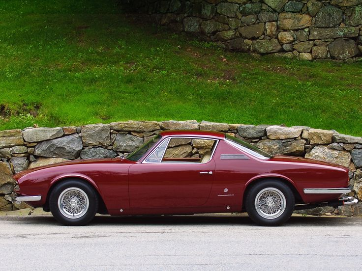 Cool Sports Cars Ferrari: 1967 Ferrari 330 GT Coupe By Michelotti