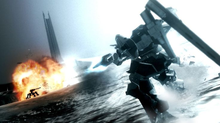 Download .torrent - Armored Core 4 – PS3 - http://gamingsnack.com/armored-core-4-ps3/