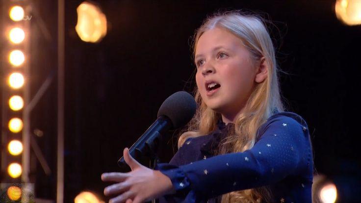 Britain's Got Talent 2016 S10E01 Beau Dermott Absolutely Brilliant 12 Ye...