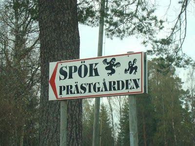 Spökhistorier: Frammegården i Skillingmark