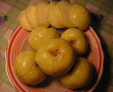 Моченые яблоки по монастырскому рецепту | Банк кулинарных рецептов