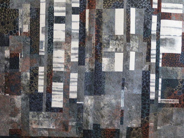 Quilt for Open European Quilt Competition 2015