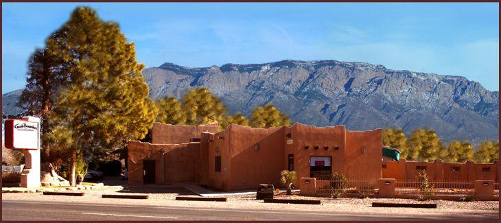 Casa De Benavides.  Authentic New Mexico food.